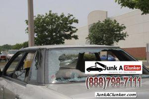 Car Junkyard Image