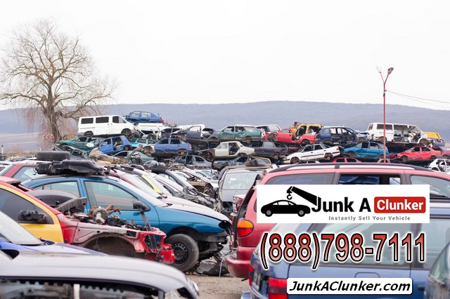 Scrap A Car-Estimating the price of your junk car