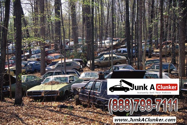 CAsh For Cars Junk A Clunker Image